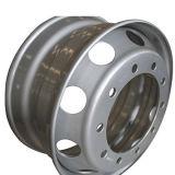 Bordas de aço da roda da alta qualidade, barramento, caminhão pesado (22.5*9.00)