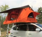 Motorhomeの販売のための陸上でキャンプテントの超軽量の柔らかい屋根の上のテント