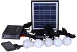 sistema solar dos jogos da iluminação do diodo emissor de luz da lâmpada do diodo emissor de luz 5PCS da fábrica do ISO