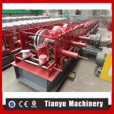 Le découpage hydraulique et le système de poinçon CZ forment le roulis formant la machine