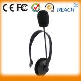De HoofdTelefoons van uitstekende kwaliteit van de Hoofdtelefoons USB van het Call centre