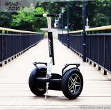 電気一人乗り二輪馬車と電気特許を取られたV5 2車輪のスクーター