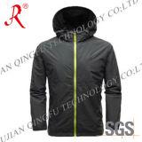 Водоустойчивая и Breathable куртка лыжи (QF-6083)