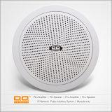 3-6W ABS à prova mais barato da minicaixa acústica de teto (lâmpadas LTH-701)