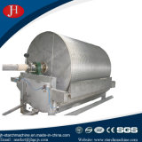 Machine van het Zetmeel van de Bataat van de VacuümFilter van het roestvrij staal de Automatische