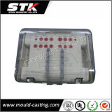 China Plastic Injection Molding Clear Plastic Medicine Box