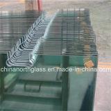 12mm durci/verre trempé, un verre de sécurité, le verre de construction