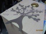 Tablette à papier en acier inoxydable