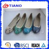 Moda cómoda y ocio zapatos de la señora (TNK23805)