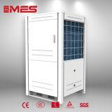 Aire para calentar el calentador de agua de bomba de calor 35kw para agua caliente de 80 grados C