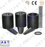 ステンレス鋼または炭素鋼またはプレストレストコンクリートのポストの張力ケーブルワイヤーMonostrandのアンカー