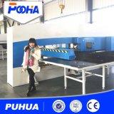 Fábrica real servo da máquina de perfuração do CNC do motor conduzido