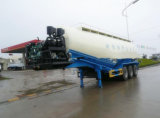 、重義務Trailer反Corrosion、バルクTrailer 30 - 60cbm Dry Cement Semi Trailer
