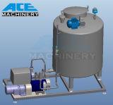 el tanque de mezcla sanitario del acero inoxidable 600litres con la bomba de vacío (ACE-JBG-0.6)