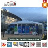 Tenda foranea di lusso della tenda di cerimonia nuziale del partito di evento per la mostra