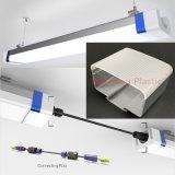 アクリルのプレキシガラス三証拠LEDライトのための二重カラー放出の管