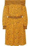 2017 горячее, котор сбывание подгоняло напечатанное --Плечо Протягивать-Крепируют платье