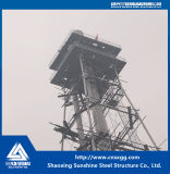 Stahlkonstruktion-Aufsatz für chemische Industrie