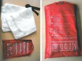 Xu-110 Rouge Sac souple Couverture incendie FR1869/ASTM F 1989/BSCI/Reach