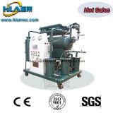 Calefacción de vacío Dispositivo de reciclado de aceite dieléctrico