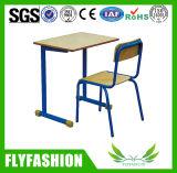 Conjunto simples de mesa e cadeira sem cesto (SF-28S)