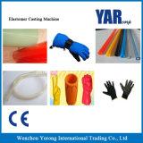 Высокое качество полиуретановые защитные перчатки машины дозирования