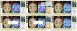 3D顔の皮の検光子の顔の皮のスキャンナー