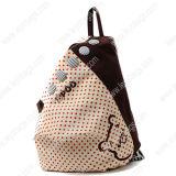 Scegliere le donne delle ragazze delle signore di un di spalla della cinghia sacco dello zaino (BP121015)