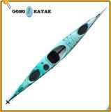 Sandwich de haute qualité en kayak de mer-- PEBDL Kayak à trois couches