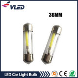 Festoon 36mm COB Tube LED Interior Car Light