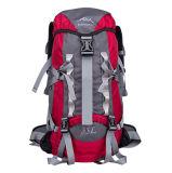 Lazer dos esportes ao ar livre que escala caminhando o saco de mão de viagem da trouxa da mochila