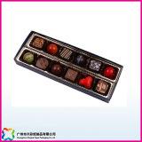 Valentine Dom bolo/Candy/caixa de embalagem de chocolate com tampa de plástico (XC-10-001)