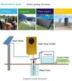 fuori da Grid Inverter Without Battery con Solar Panel e CA Pump Conclude Solar Pumping System