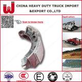 Le camion lourd partie les freins à tambour (199000340061) (199000440031)