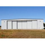 Vorfabriziertes Stahlhangar-Gebäude mit SGS-Bescheinigung