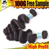 10А бразильский волос продукта из Шсс Co. Ltd