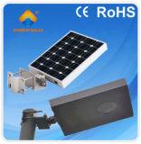 Горячий продавая солнечный интегрированный уличный свет 60W