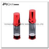 35ml金属のばねポンプを搭載するカスタム装飾的な包装のゲルのびん