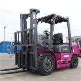 Dieselgabelstapler des Fabrik-Großverkauf-3ton mit Behälter-Mast