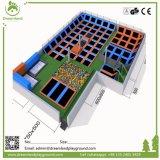 Оптовой продажи фабрики ASTM&TUV парк Trampoline стандартной коммерчески крытый