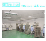 TM-D5070 China hohe Präzisions-automatische flache Silk Bildschirm-Druckmaschinen