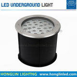 Erhöhtes Tiefbautiefbaulicht der Ausgaben-IP67 24X2w LED der lampen-LED