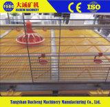 Cage d'un jour de poussin de poulette de type buveur de bille de PVC
