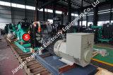 Ce/ISOの承認の50kw Shangchaiの開いたタイプディーゼル電気発電機の発電所