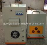 De super Machine van de Inductie van de Hoge Frequentie voor het Verwarmen van de Draad en van de Folie van het Metaal het Verwarmen Uiterst klein Smelten of het Materiële Smelten van het Poeder