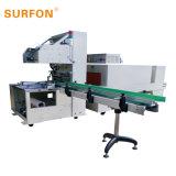 Tipo de luva de máquina de embalagem fita BOPP automática, 6 rolos de fita OPP máquina de embalagem