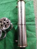 2in. Нержавеющая сталь 304 дефлегматора рефлюкса Triclamp короткая