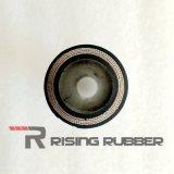 Slang van de Olie van SAE R1 R2 de Rubber Hydraulische voor Hoge druk