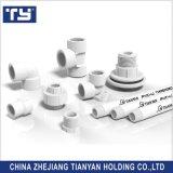 중국 제조자 고품질 BS PVC UPVC 물 공급 1/2inch~4inch 유연한 나사에 의하여 스레드되는 관 관