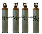 Gas raro de la pureza elevada, precio de la gasolina de neón
